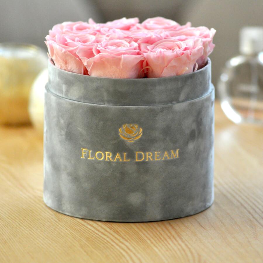 ekskluzywny flower box