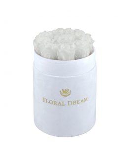 biały flower box piccolo